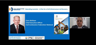 Launch of Rebuilding Australia – A Plan for a Civil Infrastructure Led Recovery